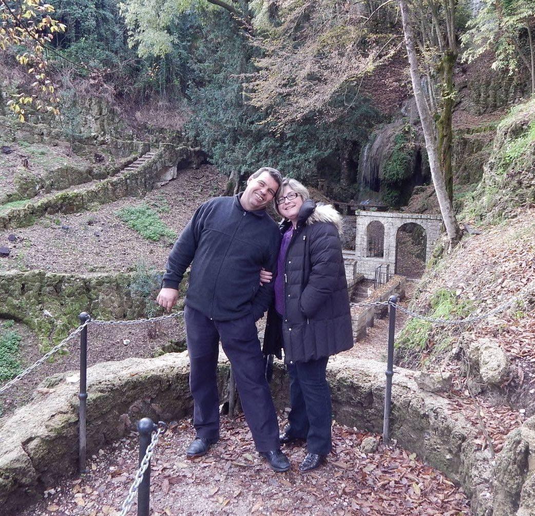 Giuseppe e Ingeborg